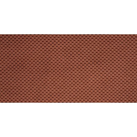 Orthopädische Hundebett aus BRAUN Velour / BRAUN Kunstleder 10cm hoch  3XL 100x67cm
