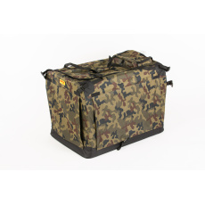 Folding box COOL PET PLUS XL camouflage  82 x 59 x 59 cm