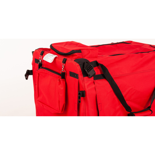 Folding box COOL PET PLUS 3XL red 102 x 69 x 80 high