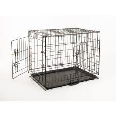 Wire cage for animals XL - 92 x 63 x 70 cm